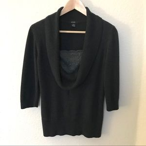 Alfani sweater top